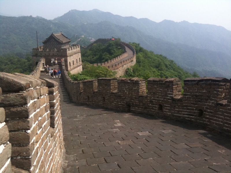 Great Wall of China - Mobile Photos
