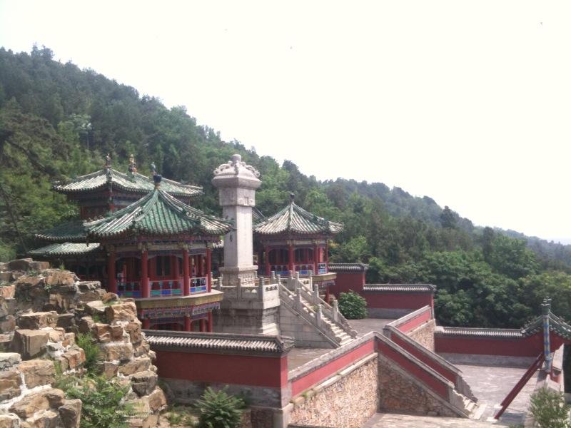 Beijing - Summer Palace - Mobile Photos