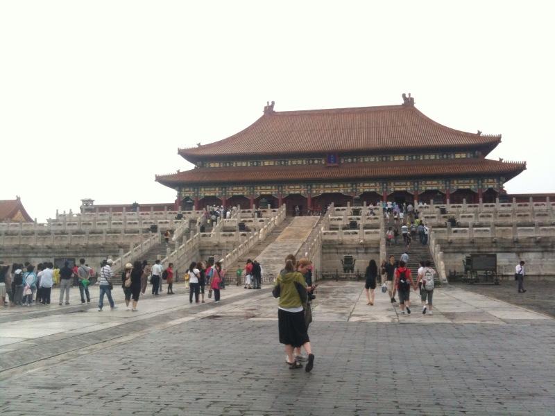 Beijing - Forbidden City - Mobile Photos