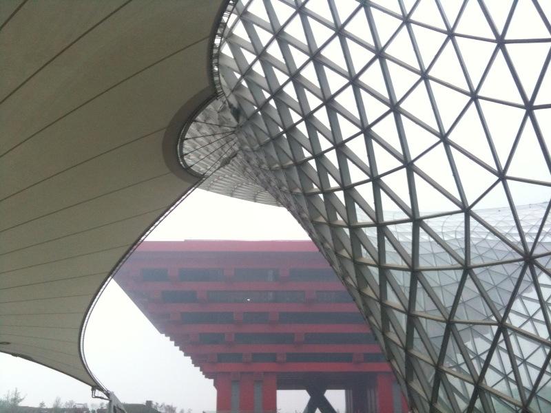 Shanghai - World Expo - Mobile Photos