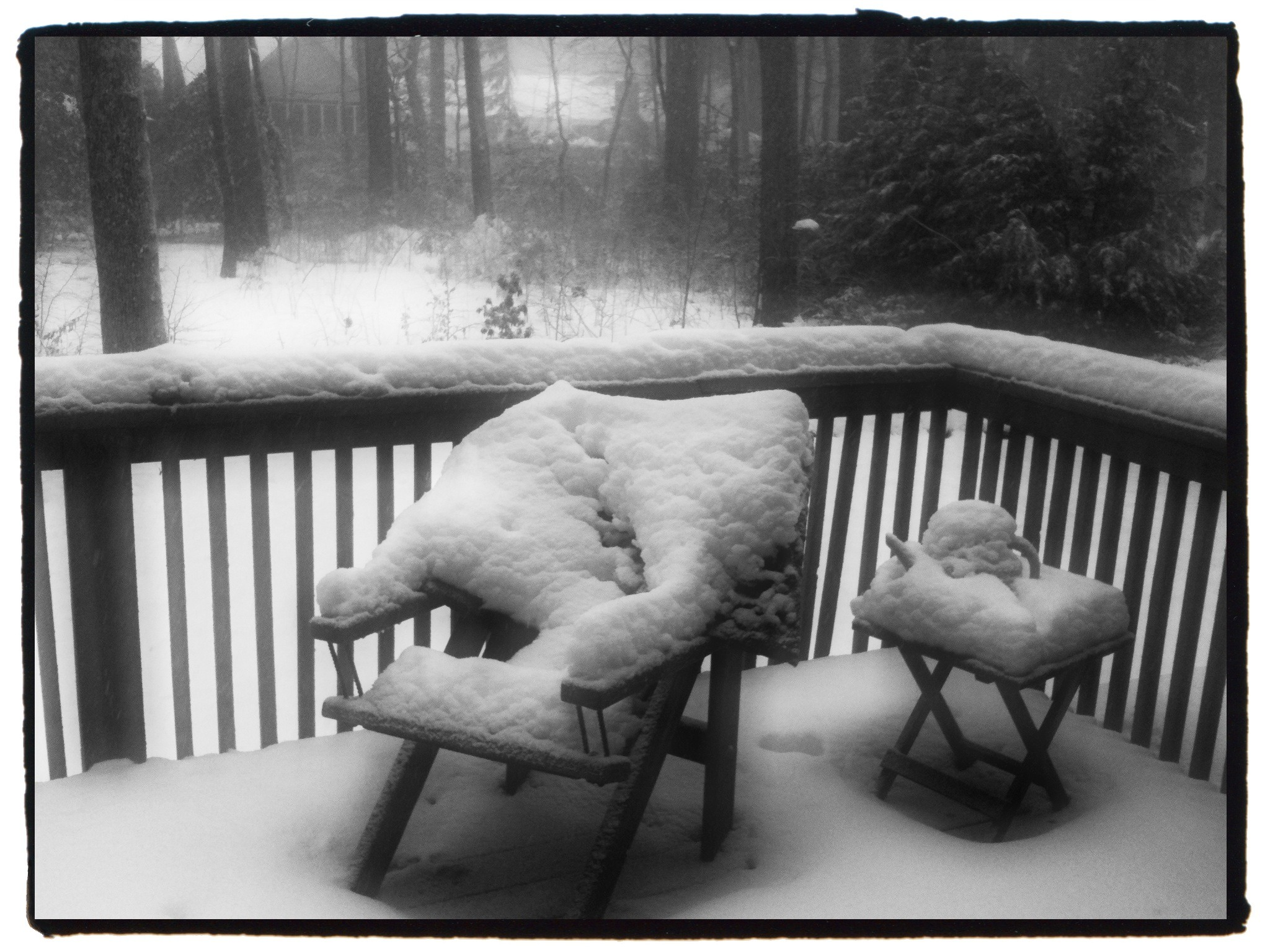 Feb 2010 Snow - Mobile photos