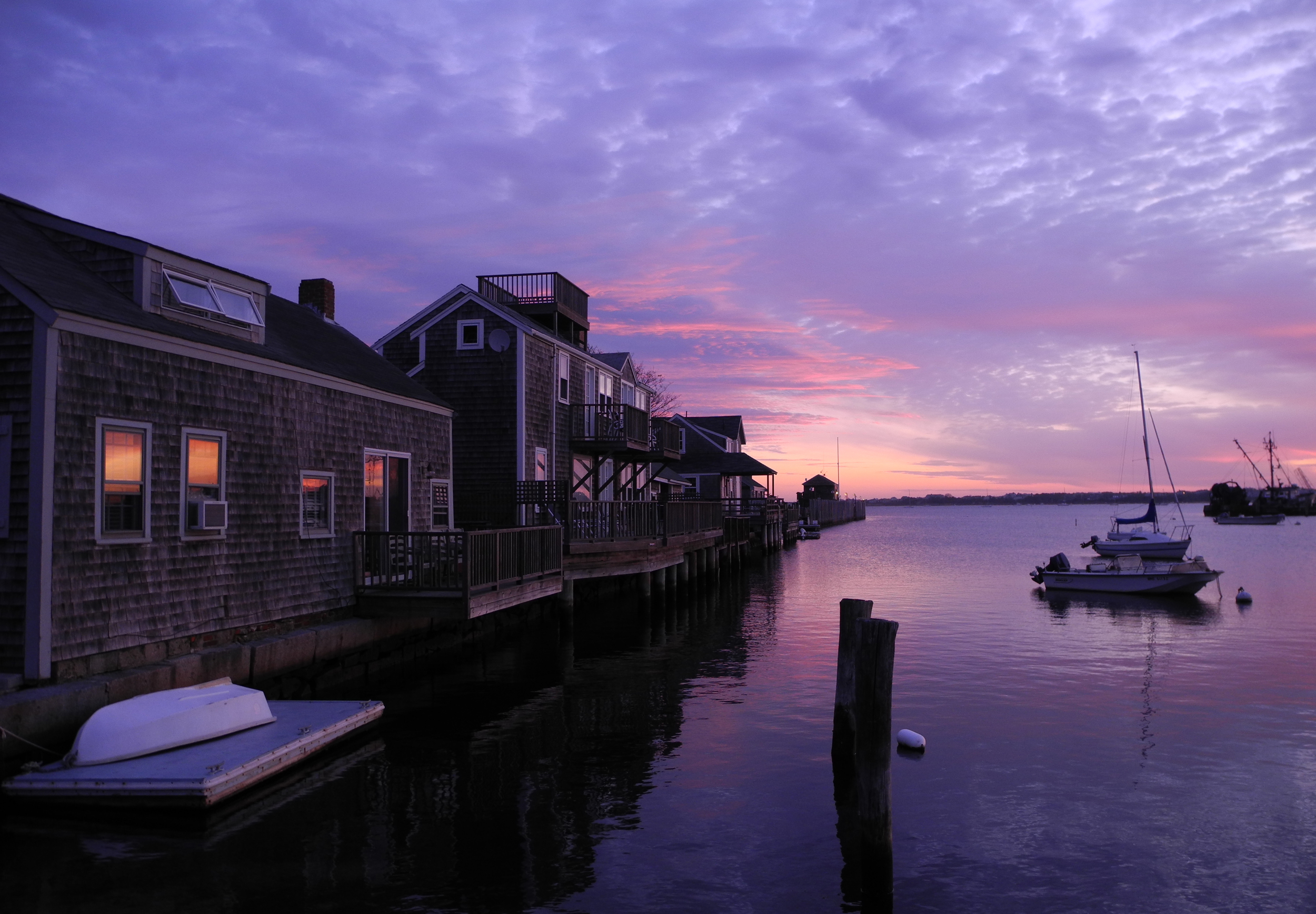 Travel: Nantucket sunrise