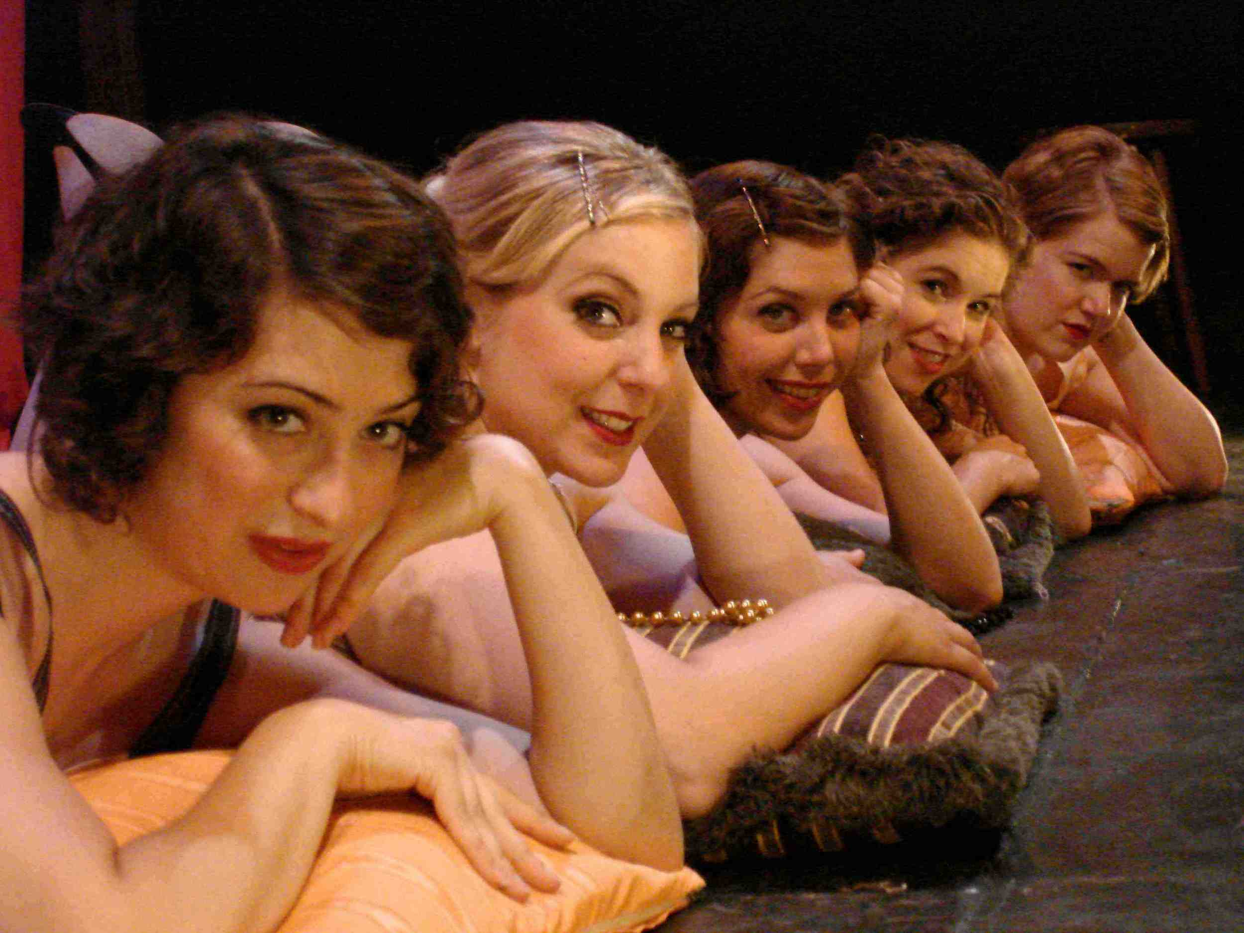 Desdemona: A Play About a Handkerchief by Paula Vogel, The Mill 2007