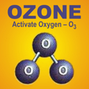 Ozone (O3) - Activated Oxygen is a natural, strong anti-bacterial, anti-viral, and anti-fungal agent