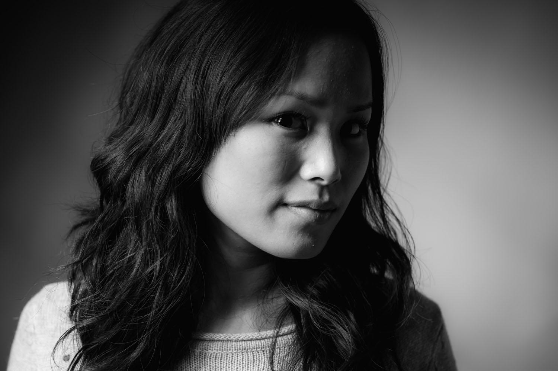 One Light Portrait of Lisa 2013.