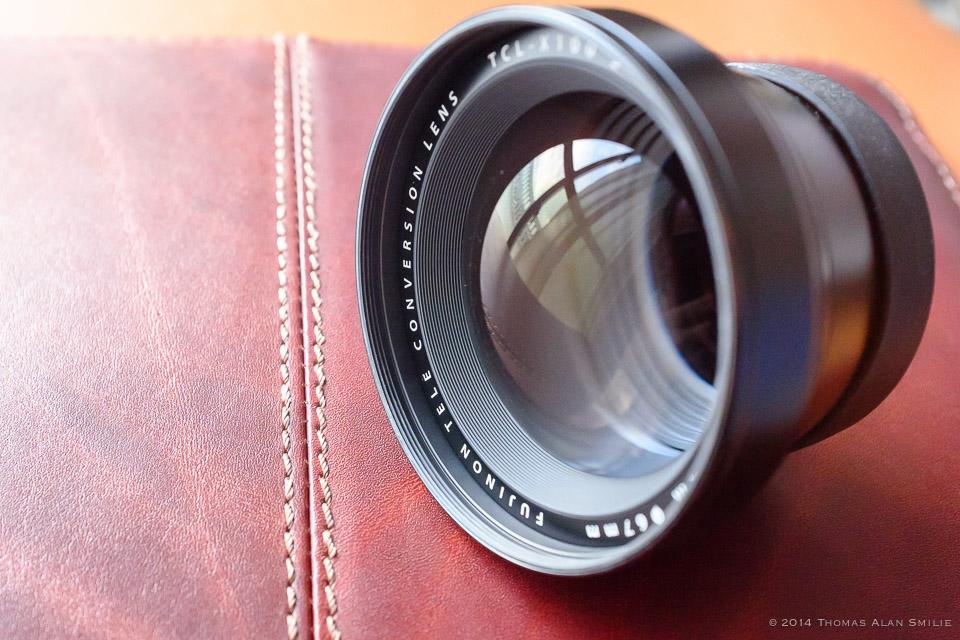 Fuji TCL-X100 Teleconverter Lens