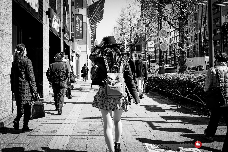 Shinjuku, Tokyo - Fuji x100s, ISO 400, f/8, 1/500 sec. Edited in Lightroom Mobile.