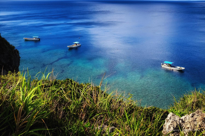 Cape Maeda, Okinawa Japan. Fujifilm x100T.