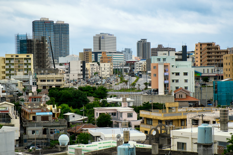 Naha, Okinawa, Japan. Fujifilm X-Pro1, 18-55mm lens.