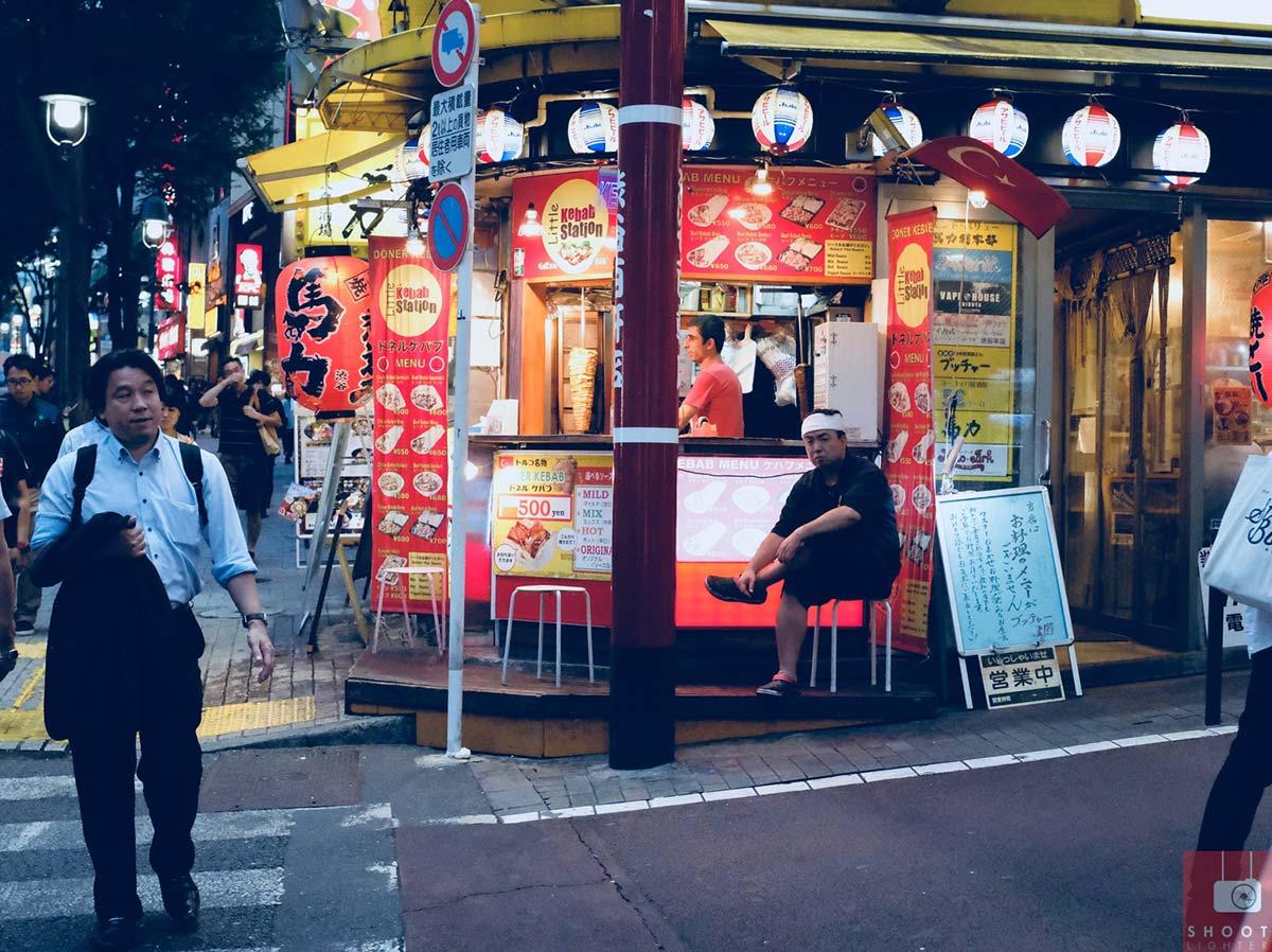 Streets of Shibuya, Tokyo. x100F.