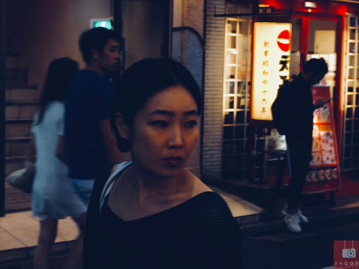 Streets of Shibuya, Tokyo.
