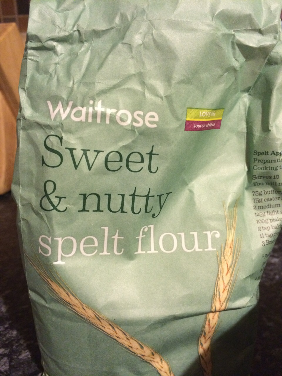 I use this flour; the lighter the flour the better the texture.