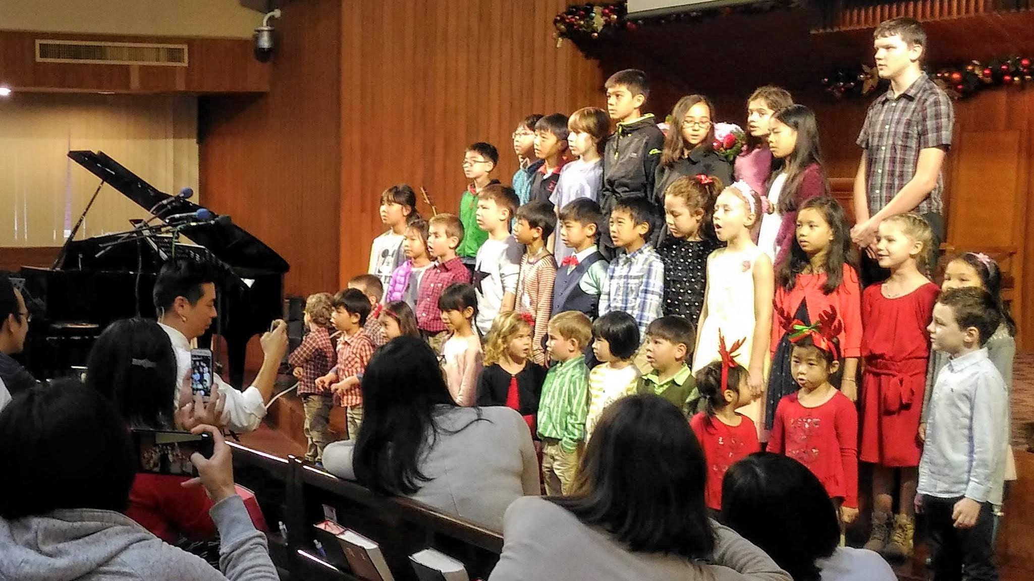 FPC Kids' Choir