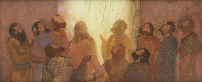 """""""Ascension"""" by J. Kirk Richards"""