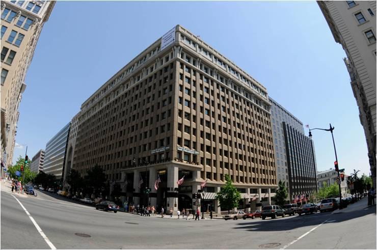 National Press Club Address: 529 14th St NW, Washington, DC 20045