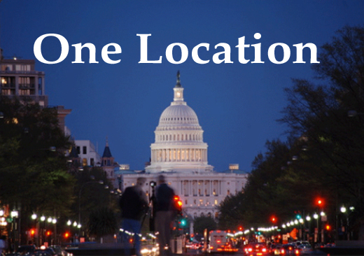 Registration - 1 Location - No Hotel Accommodations - $1,300