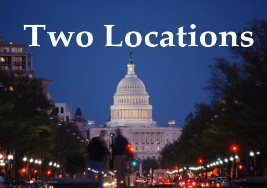 Registration - 2 Locations - No Hotel Accommodations- $1,400