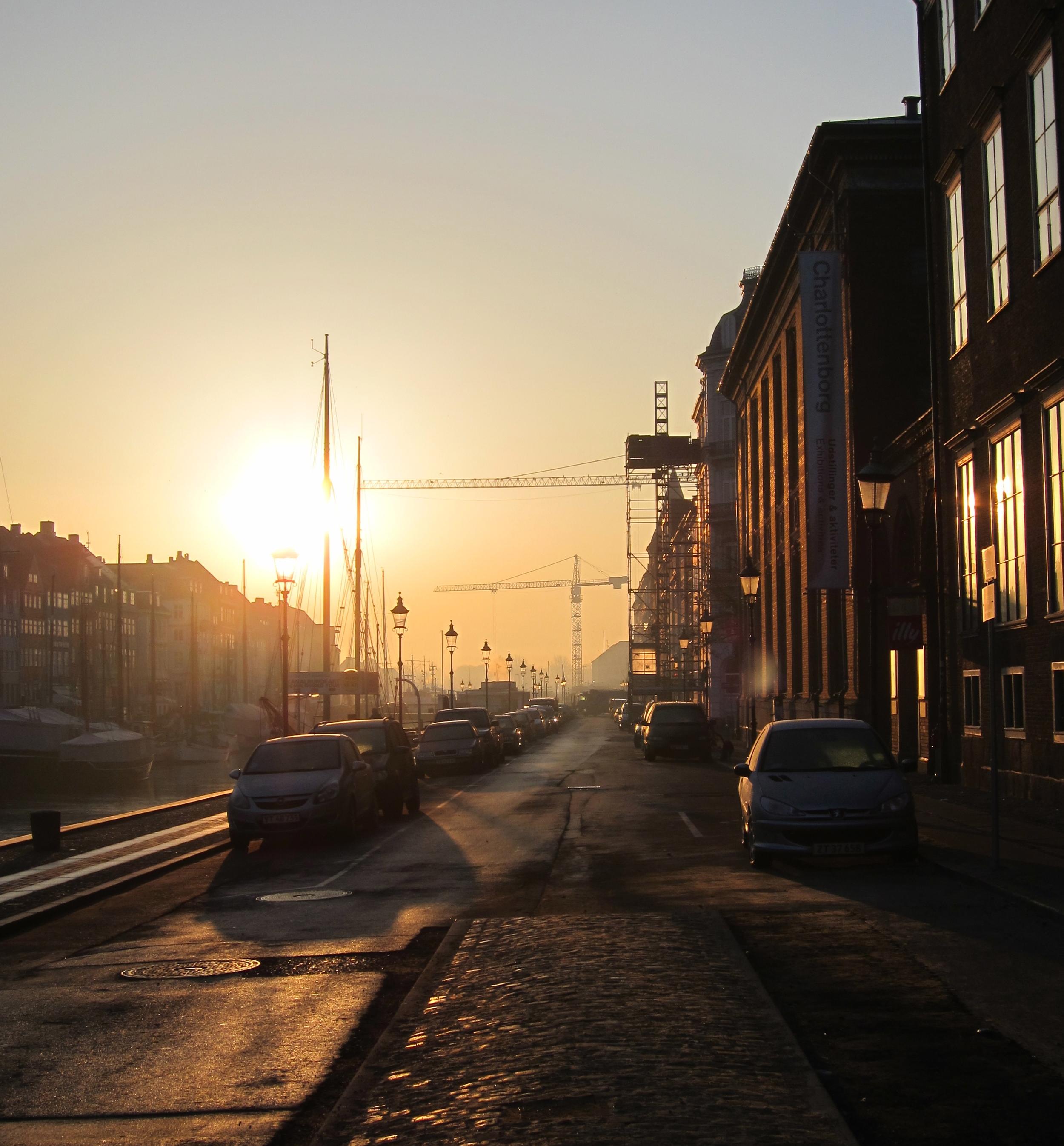 Nyhavn - morning light