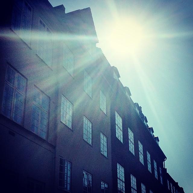 Glorious day in #copenhagen #easter #påske #sunshine