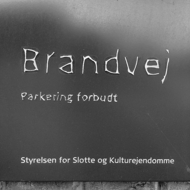Lovely #corrupt #corroded #typography in #copenhagen