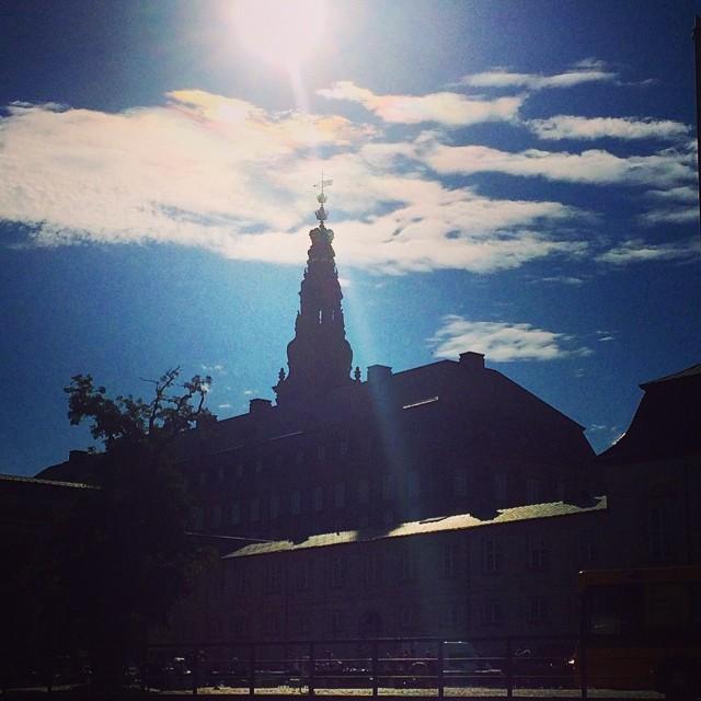 Going to be another stunning day #Scandinaviansummer #copenhagen