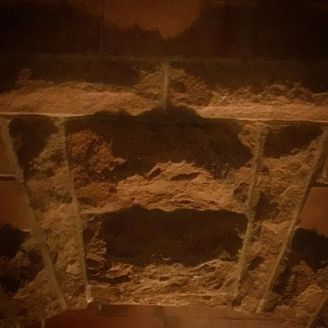 #iseefaces #pareidolia - but I'm now a little worried about our #fireplace - expecting the pillsbury doughboy to come marching down the street - #iamzool