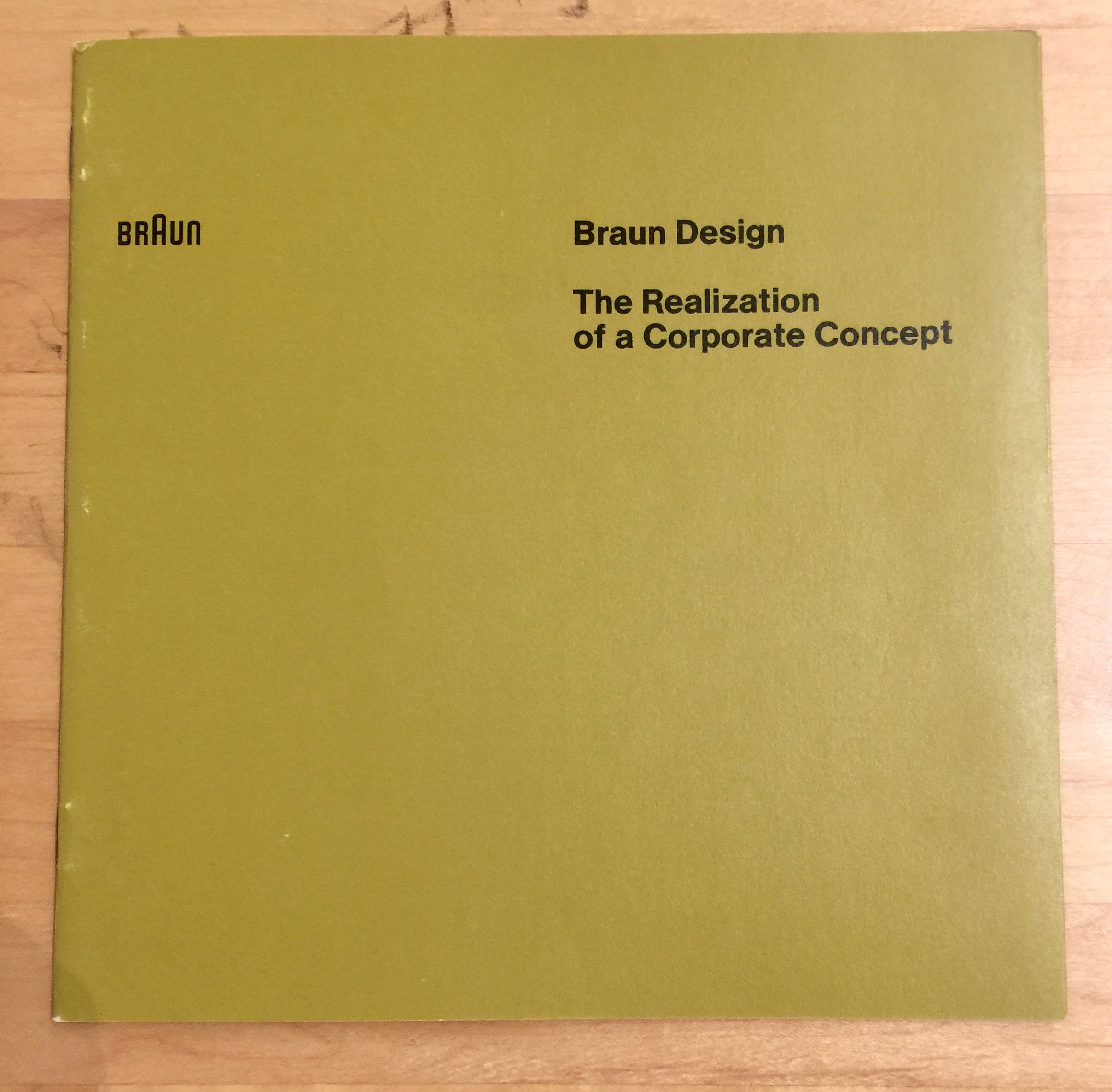 Braun Design Guidelines