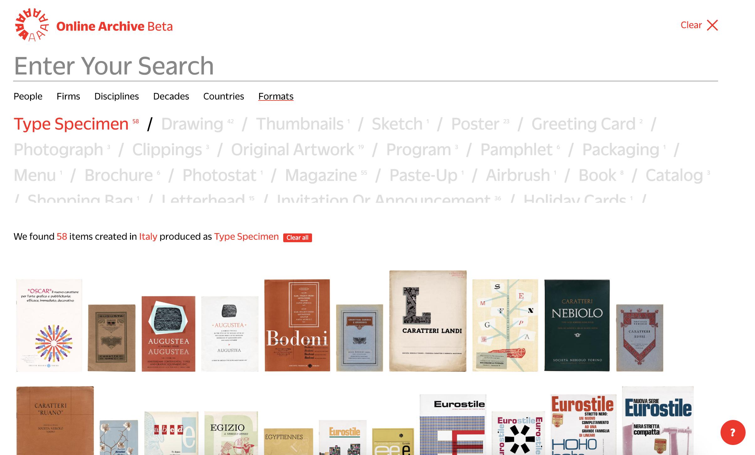 Letterform Archive -