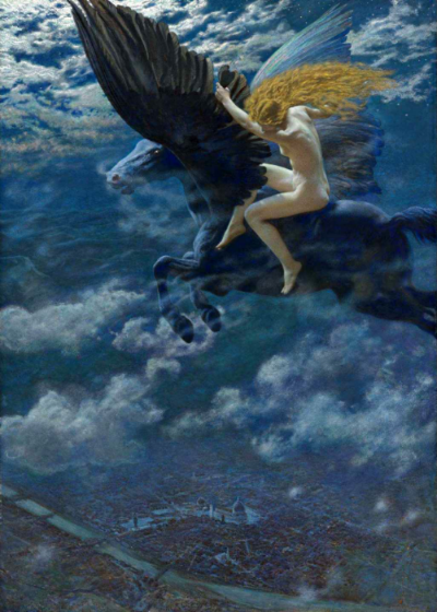 Art by Edward Robert Hughes