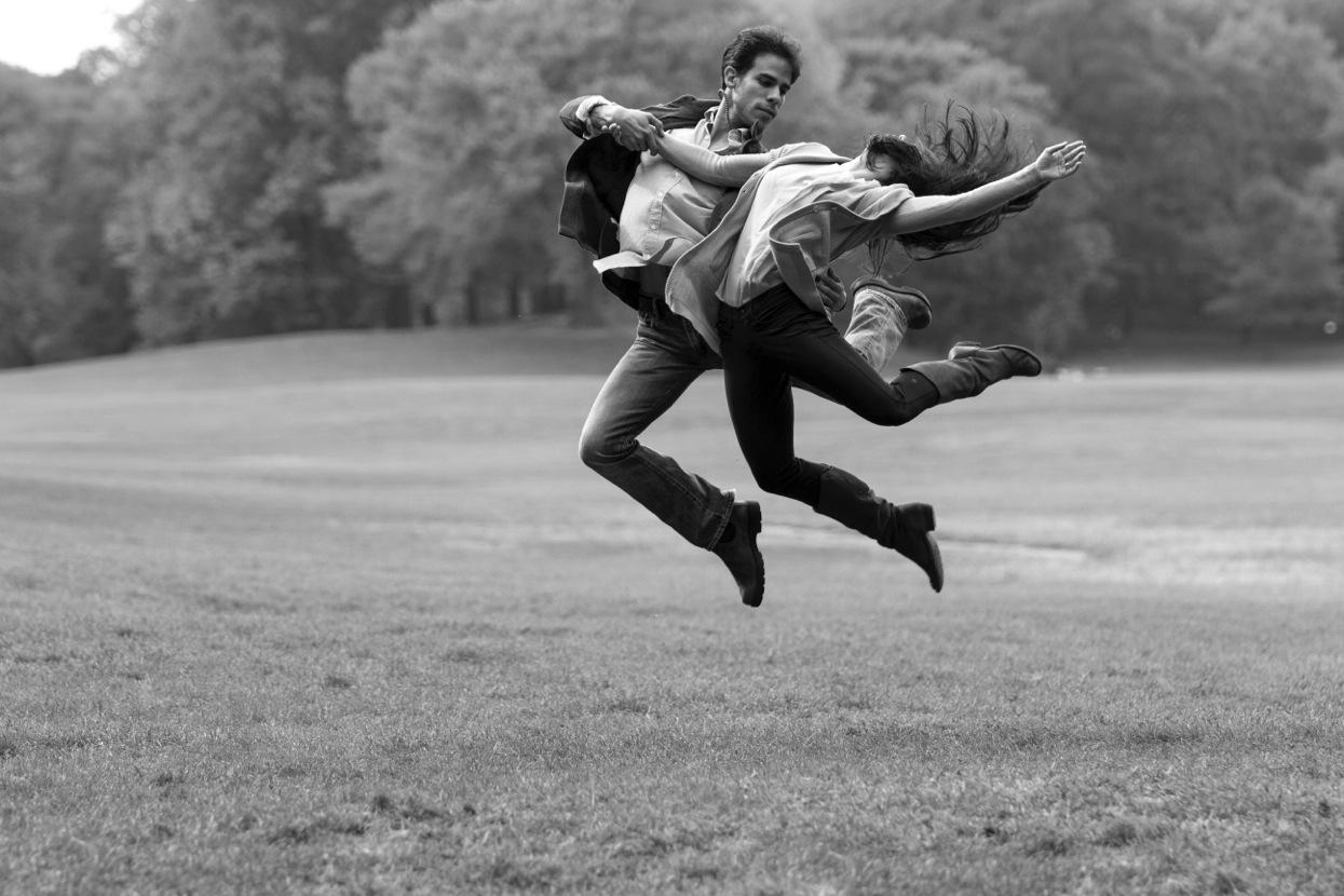 Dancer: Eran Bugge // Photo by  Travis Magee
