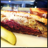 This Reuben, amazingly, didn't win.
