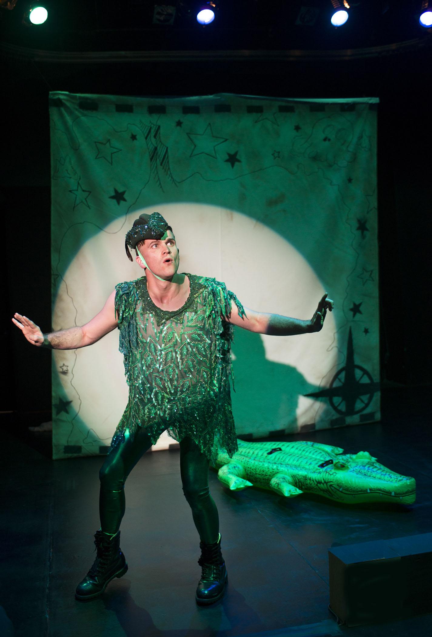 Evan Johnson.    Scenic Design by Devin Kasper, Costume Design by Eli Magid,  Lighting Design by Christian Mejia, Sound Design by Teddy Hulsker, Photography by Lois Tema.