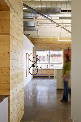 Turner Construction Denver Offices Gensler