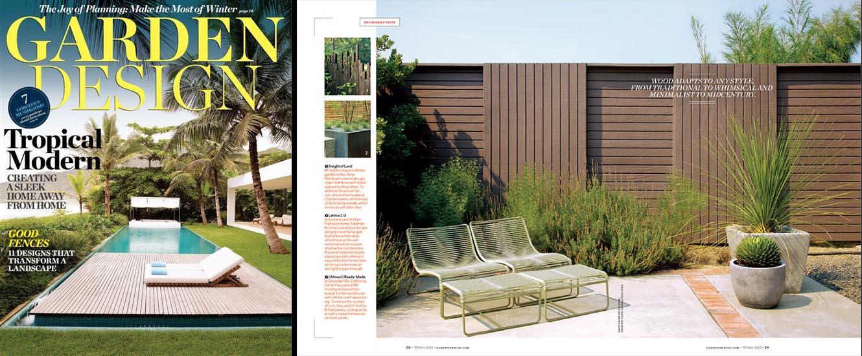 Garden Design Magazine Winter 2012
