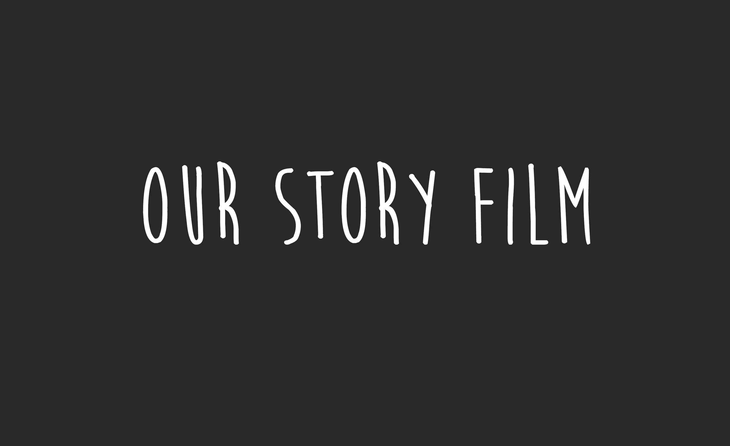 $500 - If you have time the weekend of your wedding or before, let's get out and make a short film about your story as a couple. I like to incorporate interviews with the two of you as the storytellers. This is accompanied by footage of you enjoying some of the things you love to do together. It's a romantic and beautiful way to share your love story. Usually ends up being about 2-3 minutes in length.