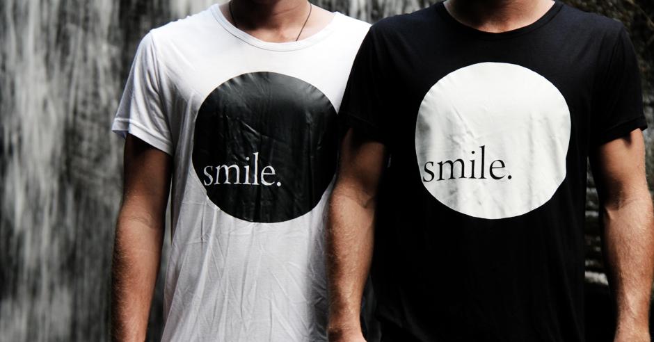 Smile Circle Tee's