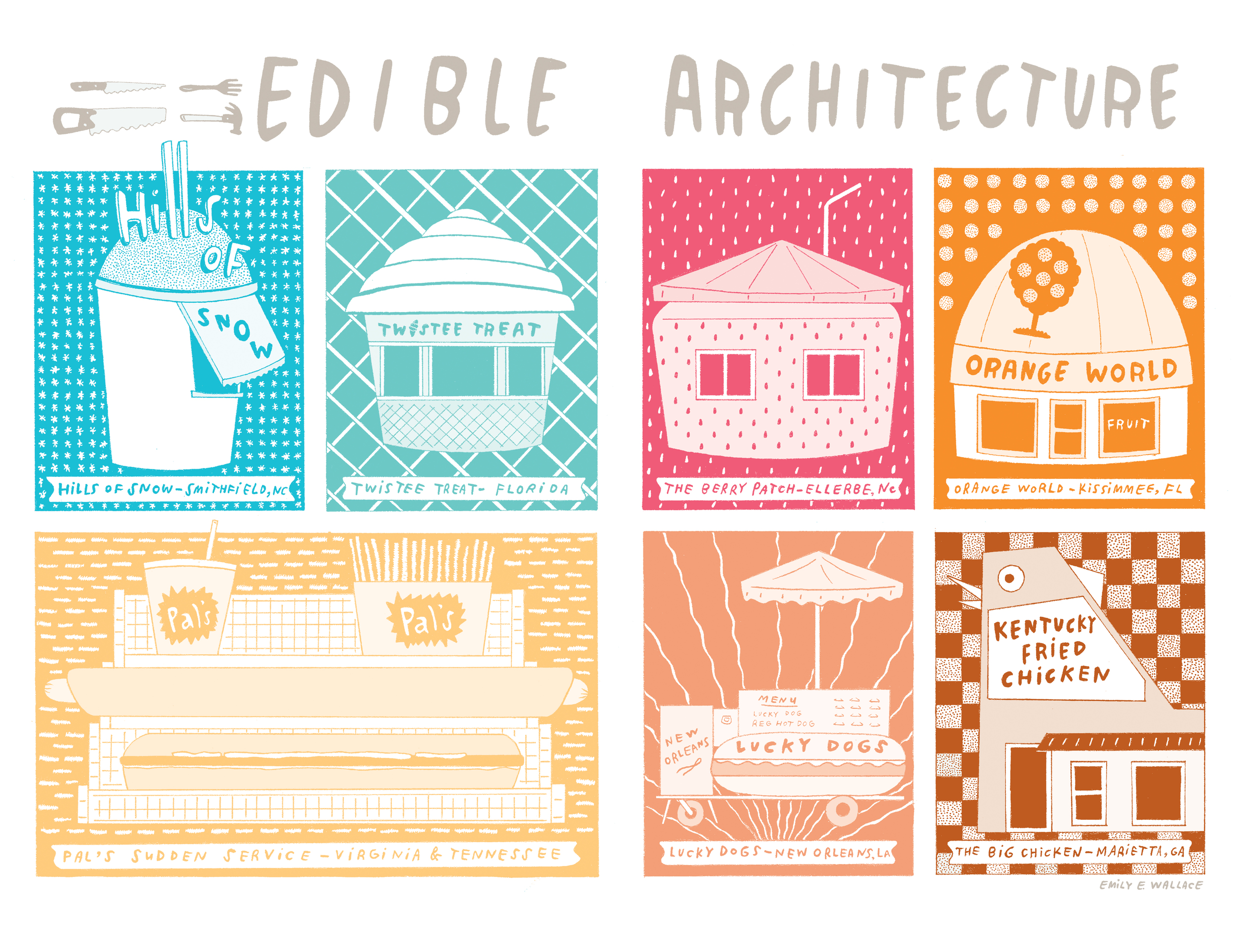 Edible Architecture