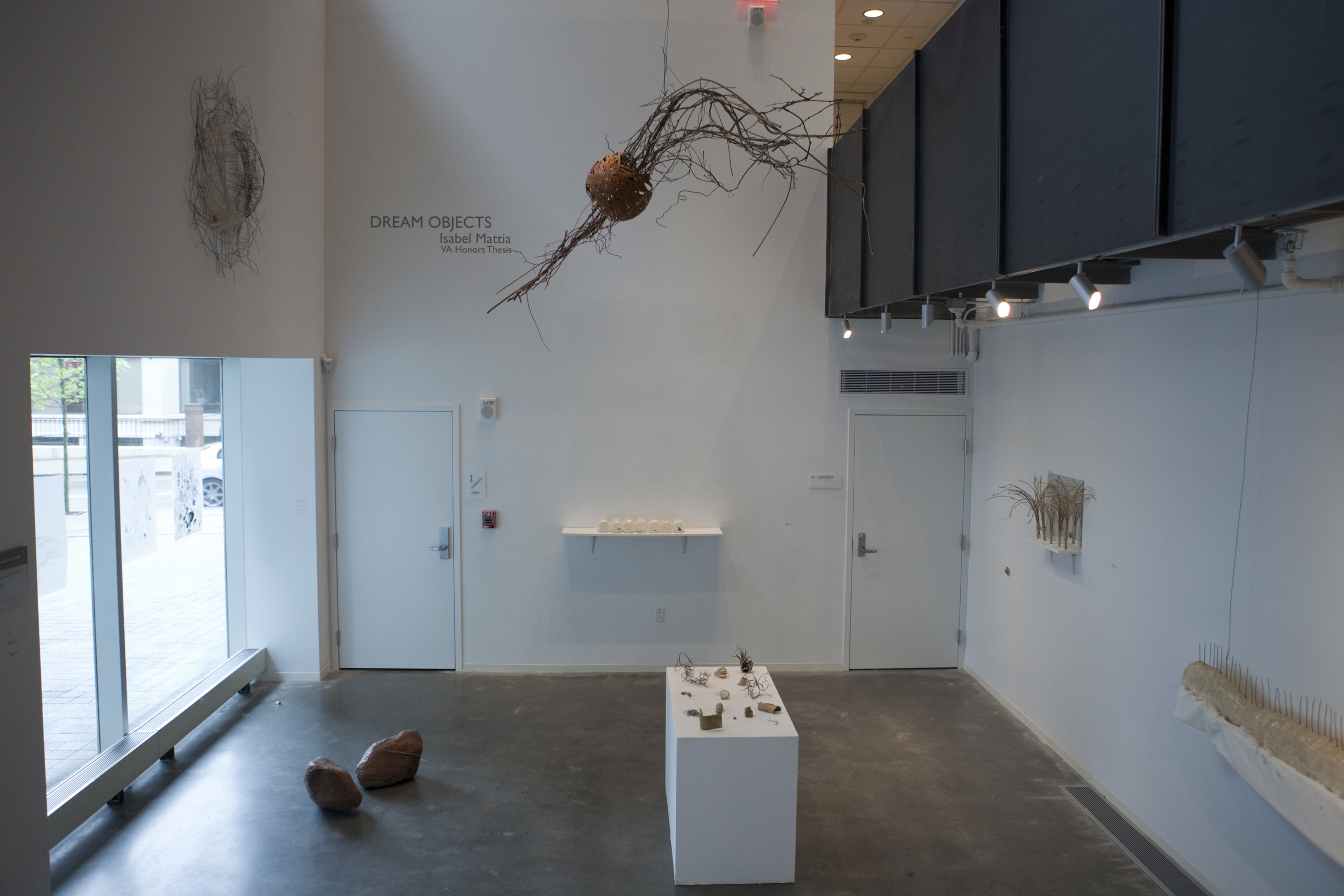 Dream Objects  , exhibition view, 2011
