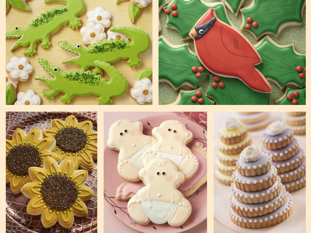 001_alligator_cardinal_sunflower_baby shower_wedding cakes cookies.jpg