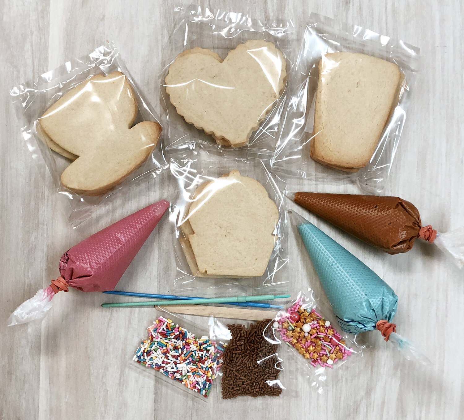 Cookie Decorating Kits for Kids — Edible Impressions
