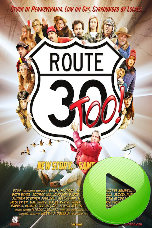 ROUTE 30, TOO! - VOD