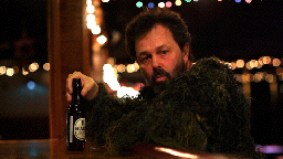 Deer Hunter Bob (Curtis Armstrong)  can't wait for deer hunting season. He also can't wait for Rotten Egg to put on a decent show at his Wild West Gentlemen's club.  (Route 30, Ray, Revenge of the Nerds, Moonlighting, Risky Business)
