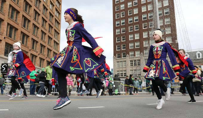 Drumcliffe featured in the Rochester Parade photos