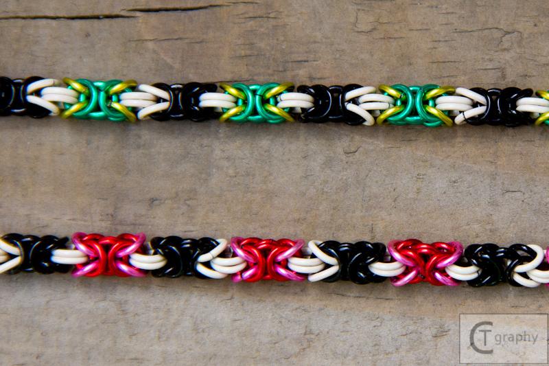 Detail, Tiger & Bunny Armor Bracelets - Tiger & Bunny