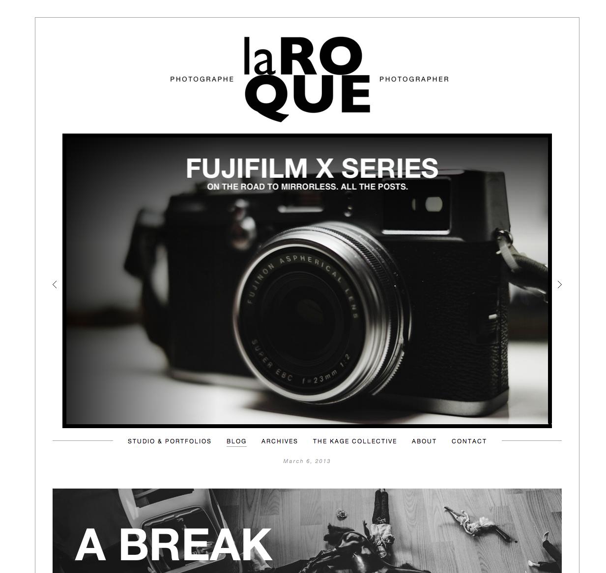 laROQUE Blog