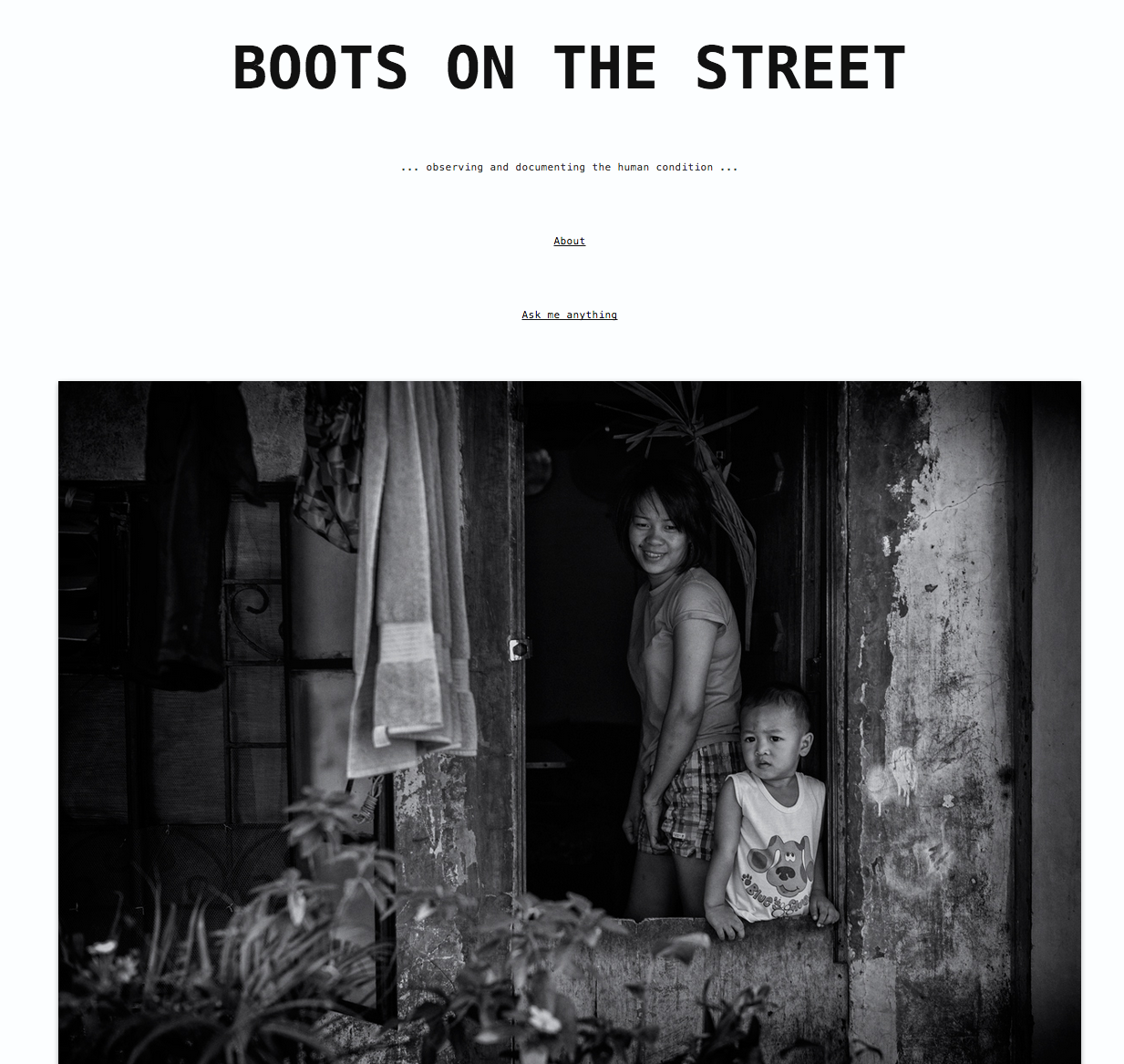 Boots on the Streets