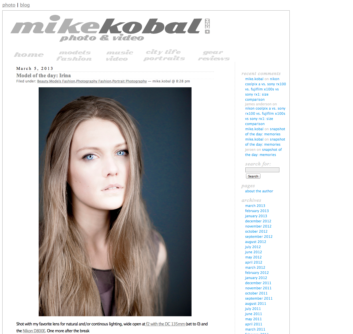 Mike Kobal