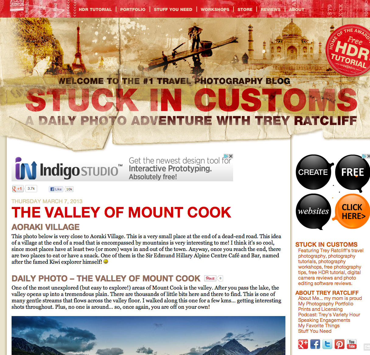Stuck In Customs - Trey Ratclif