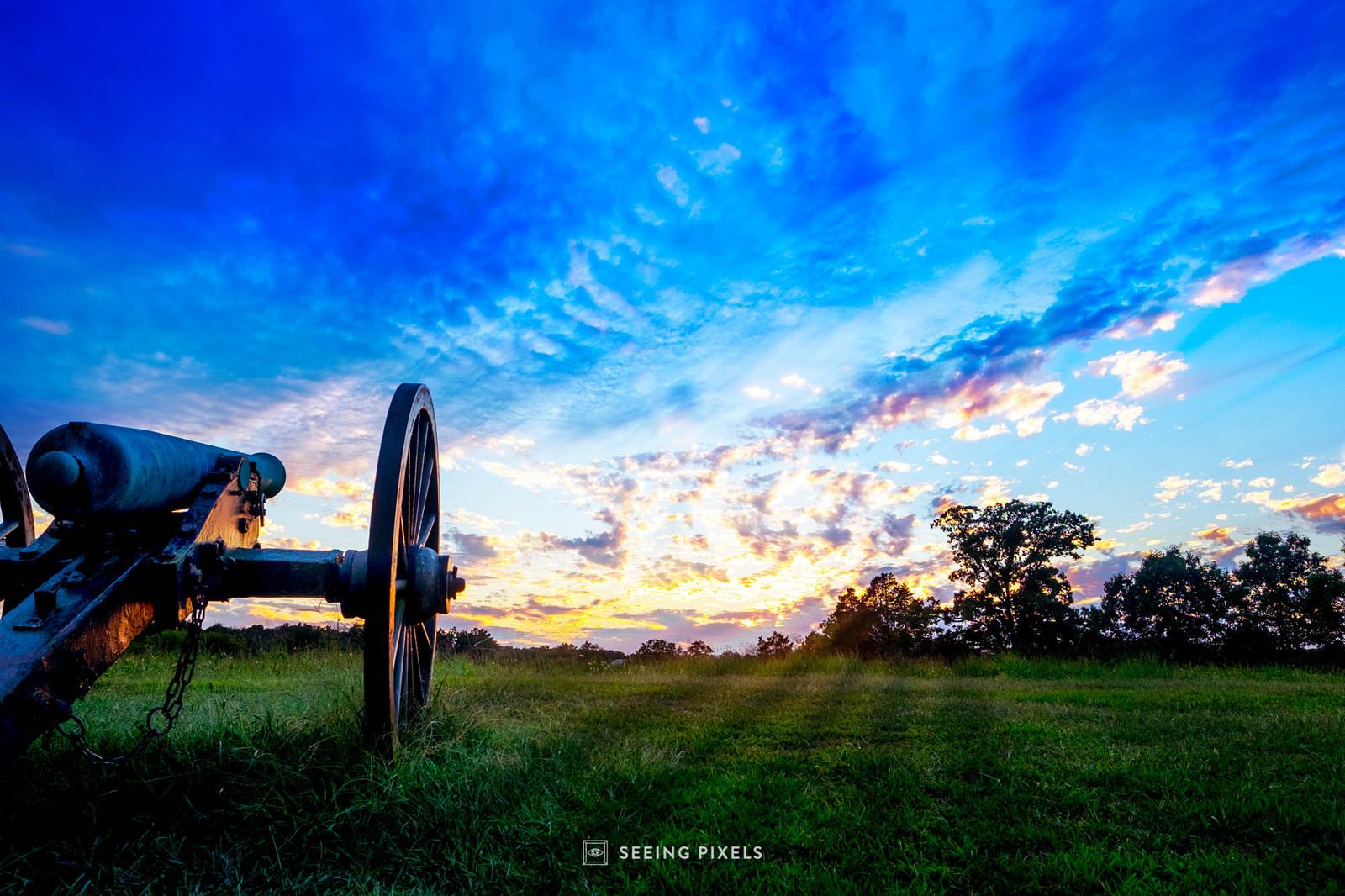 Sunset Canon