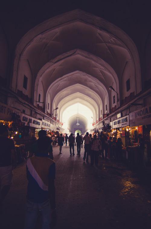 Chatta Chowk (covered bazaar)